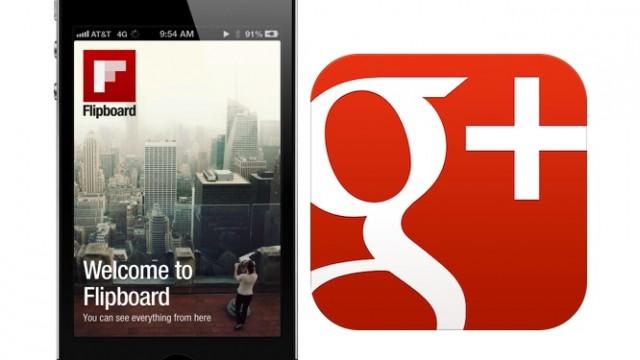 Flipboard Becomes 'Trusted' Google+ Partner