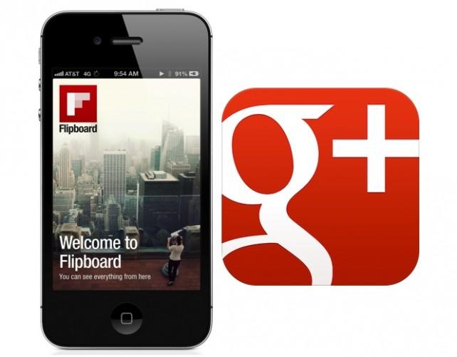 Flipboard and Google+