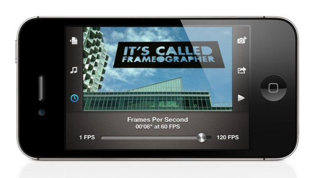 Frameographer - Stop Motion & Time-Lapse Gets An Update