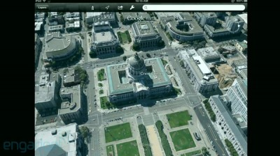 Google Unveils 3-D Mapping Imagery For iOS Devices
