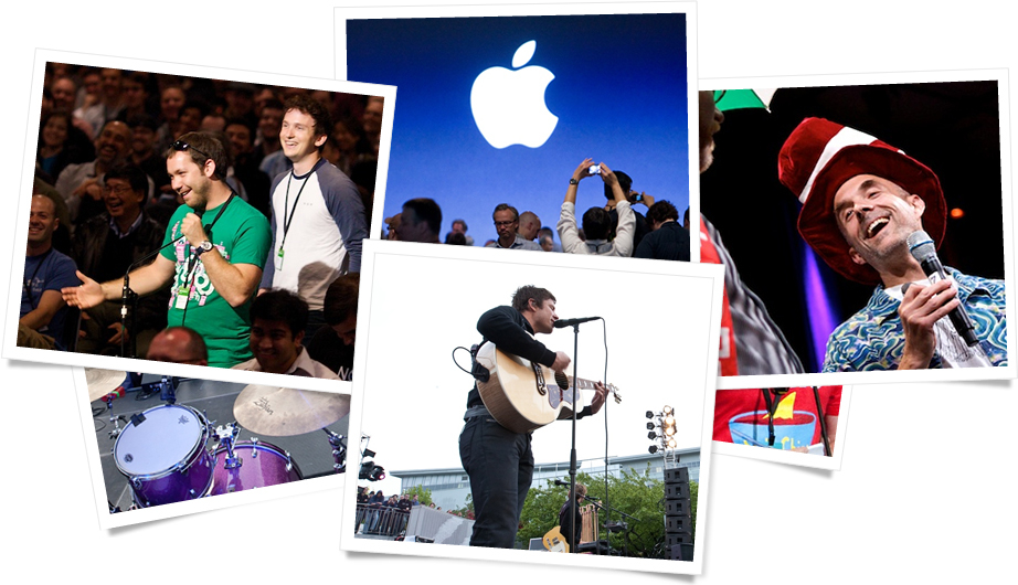 WWDC Through the Years