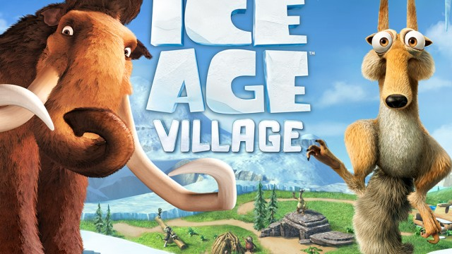 Gameloft And 20th Century Fox Offer An Exclusive Movie Clip In Ice Age Village