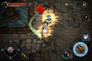 Apocalypse Knights - Endless Fighting with Blessed Weapons and Sacred Steeds by InterServ International Inc. screenshot