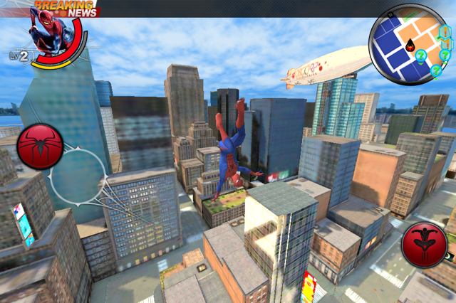 Take To The Skies Or Stick To The Walls In The Amazing Spider-Man