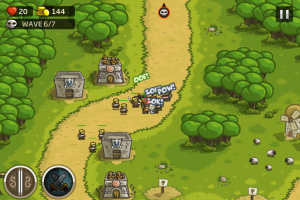 Kingdom Rush by Armor Games Inc screenshot
