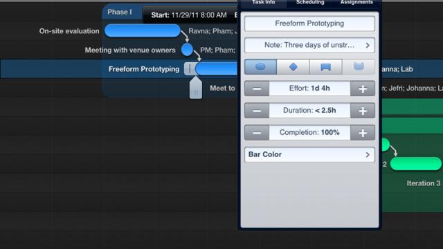 iPad Version Of OmniPlan Coming June 7