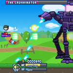 Toon Shooters Dazzles With Its Simple Controls And Insane Action