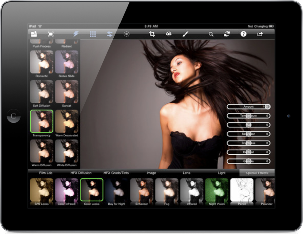 Photo fx Version 5.0 Adds New Social Tools