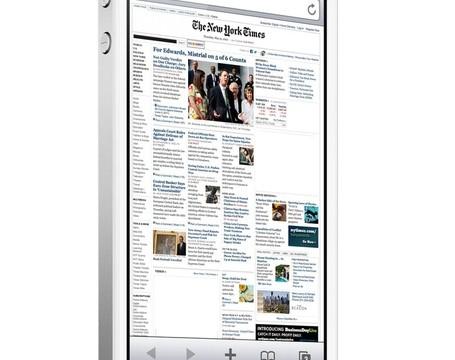 New iOS Mockups Elegantly Combine Latest iPhone Rumors