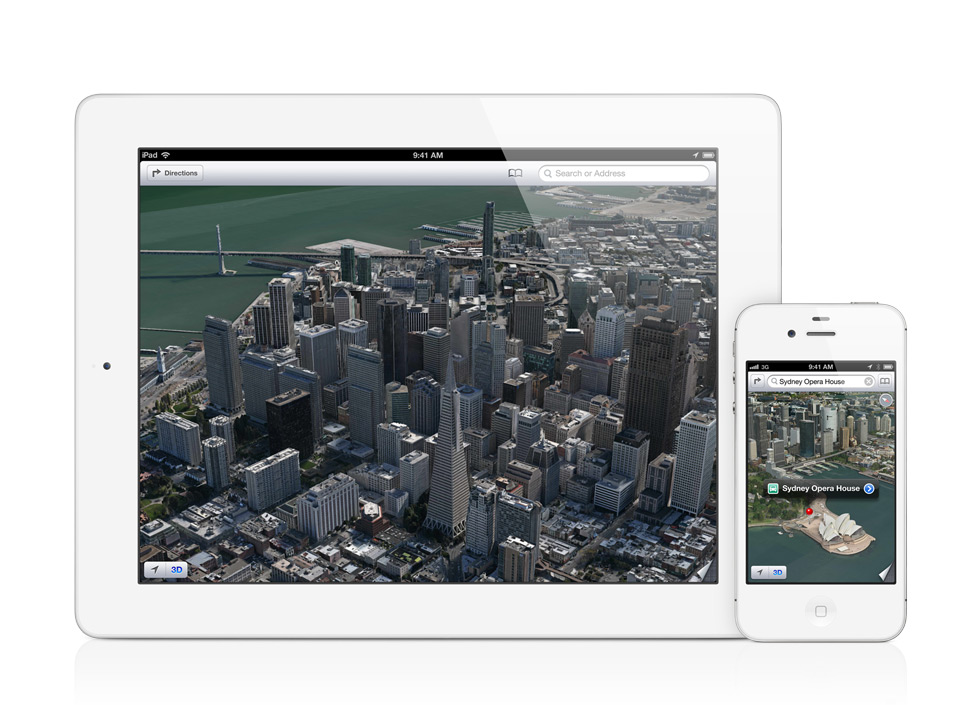 New Maps App Is A Microcosm Of Apple's Winning Philosophy