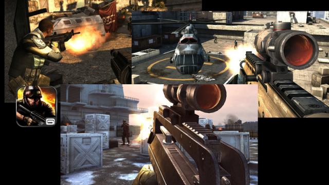 Modern Combat 3: Fallen Nation Receives A Nice Update