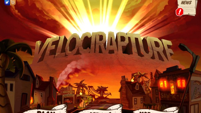 Save The Righteous And Smite The Wicked In Velocirapture