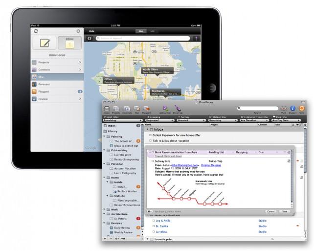 The Omni Group Cuts OmniFocus For iPad And OmniFocus For Mac Prices In Half