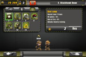 Tiny Troopers by Chillingo Ltd screenshot