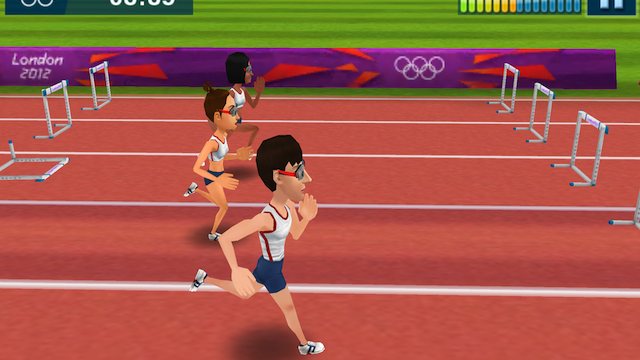 Get Ready to Compete In The London 2012 Summer Olympics