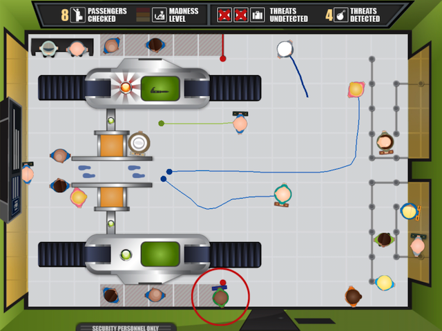 Checkpoint Madness HD Will Give You Sympathy For TSA Agents