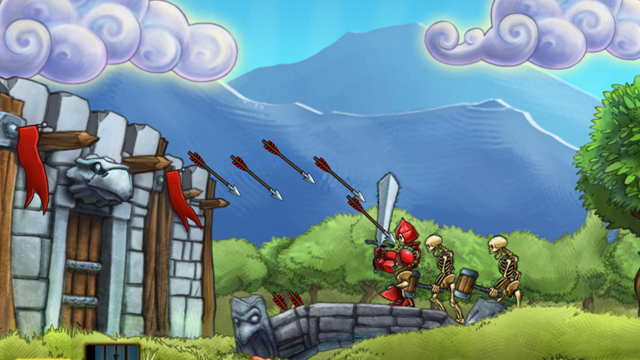 Besieged 2 Brings Castle Defense And Building Simulation Together In One Entertaining Game