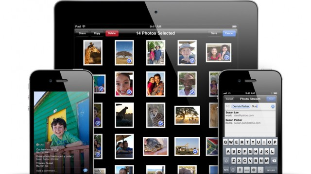 Photo Stream To Add Sharing