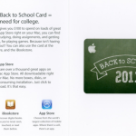 Apple Set To Launch Back To School Promotion