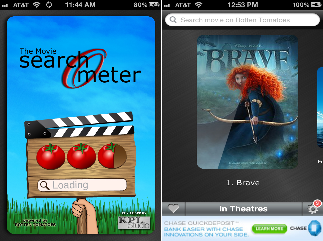 A Chance To Win An iTunes Gift Card To Unlock The Full Potential Of The Movie searchOmeter