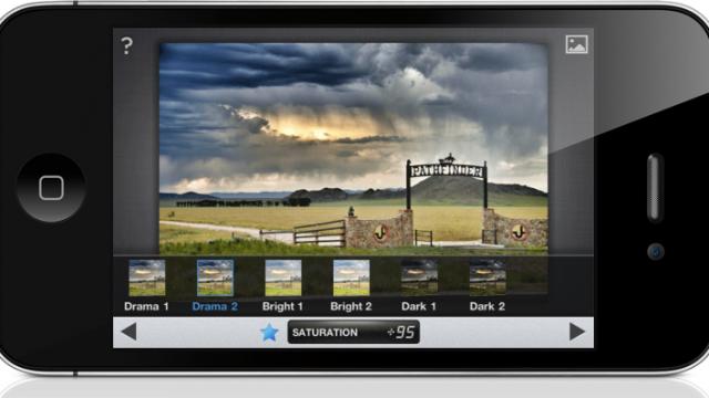 App Store's 'Free App Of The Week' Is Snapseed, The Universal Photo-Editing App