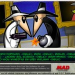 Spy vs. Spy Game Will Hit iOS Devices This Summer