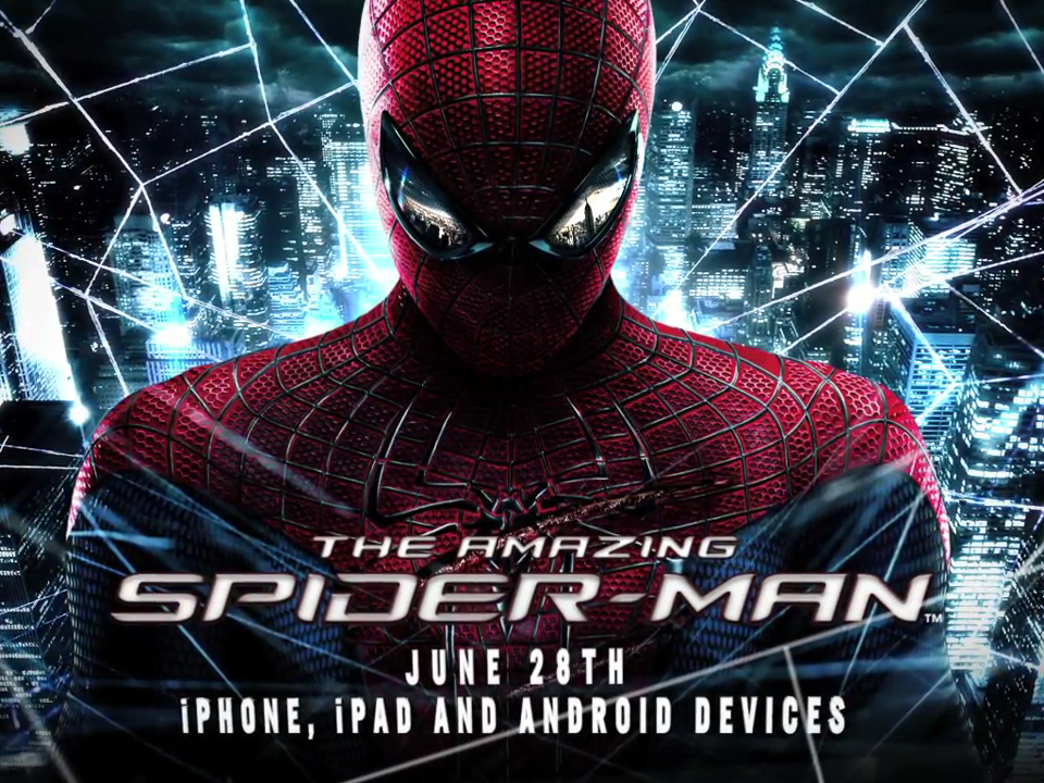 Gameloft Posts A Prologue Trailer For The Amazing Spider-Man iOS Game