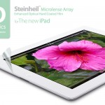 Ultra Optics Screen Protector Lets The New iPad's Retina Display Shine Through