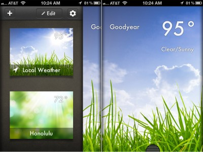 Weather 2x Is Even More Frequent Traveler Friendly