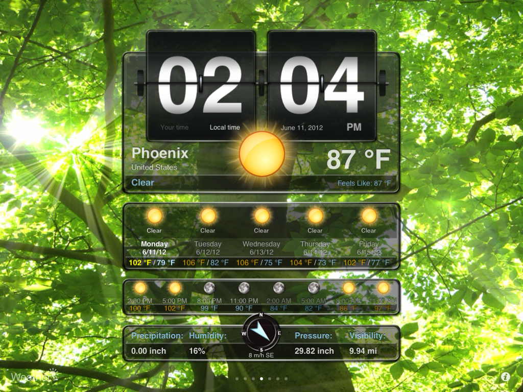 Weather+ Is Even More Visually Appealing And Easier To Manage