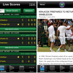 The Wimbledon App Arrives Ahead Of 2012 Tournament