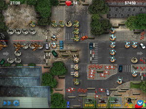 Battleground Defense 2 The City by Evelyn Labs screenshot