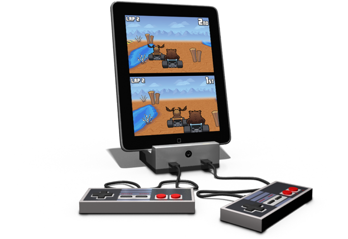 GameDock Turns Your iDevice Into A Retro Gaming Console