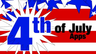 Updated AppList: Fourth of July Apps