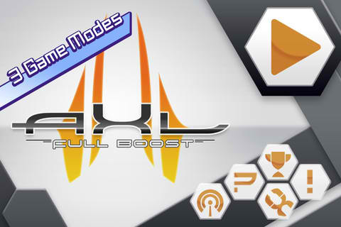 Go Full Throttle While Driving Shifters In AXL: Full Boost