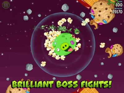 Take A Gigantic Bite Out Of The New Utopia Update For Angry Birds Space