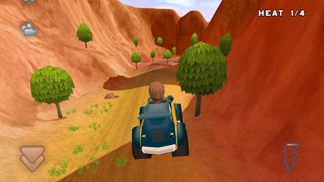 Collect All The Stars And Become One Of The Elite With Bounty Racer