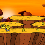 Feel The Gold Rush In New Side-Scrolling Endless Runner Canyon Rush