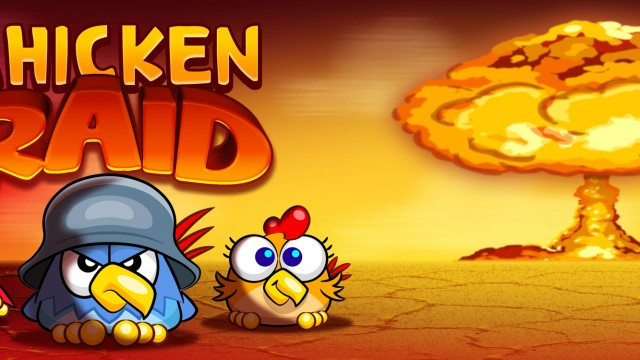 FDG Will Be Bringing Their Own Feathered Fury To The App Store With The Upcoming Launch Of Chicken Raid