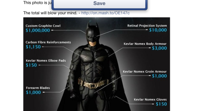 It's No Instapaper, But You Can Now Save Posts For Later In Facebook For iPhone And iPad