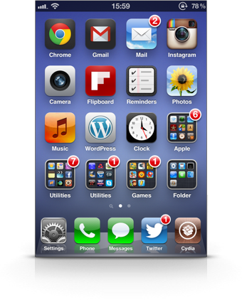 LiveClock Jailbreak Tweak Updated For iOS 5: Get Live Animations For The Clock App