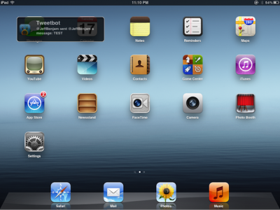 This Impressive, Upcoming Jailbreak Tweak Adds Growl-Like Notifications To iPad