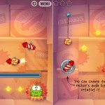 Cut The Rope: Experiments For iPhone, iPad Updated - Adds Superpowers
