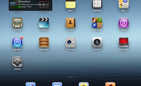 Hey, Jailbreakers: NotiPad Is Now Available In The Cydia Store