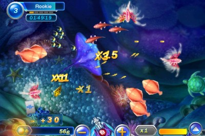 Dive Into The Waters Of The Caribbean With Fishing Joy 2