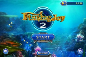 Fishing Joy II by PunchBox screenshot