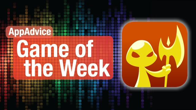 AppAdvice Game Of The Week For July 9, 2012