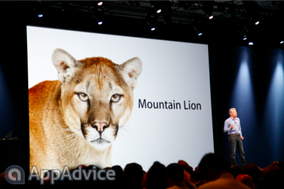 Apple Releases OS X Mountain Lion