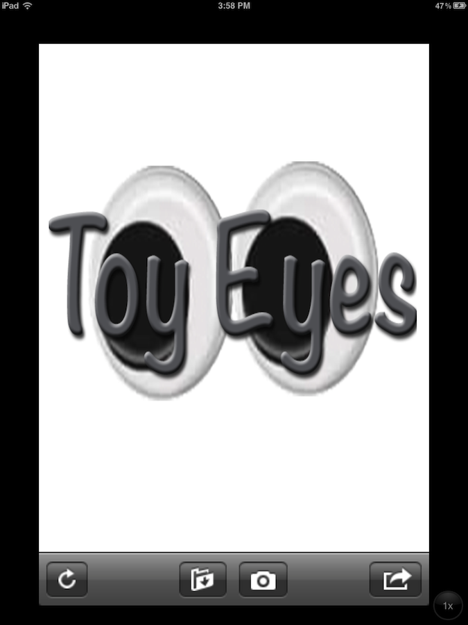 Quirky App Of The Day: Toy Eyes Brings New Meaning To Giving Someone 'The Eye'
