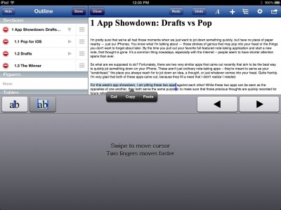 UX Write Is A Powerful Word Processor For Your iPad, But Is It Better Than Pages?